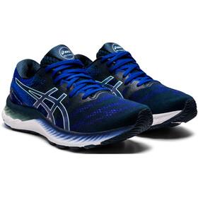 asics Gel-Nimbus 23 Shoes Women french blue/fresh ice